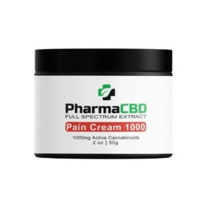 Pharmaceutical-Grade Pain Cream 1000mg