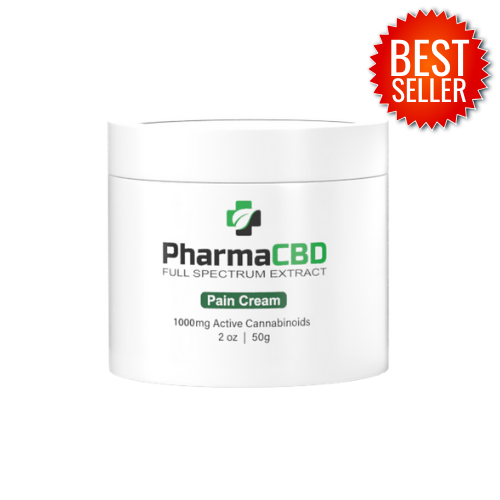 Pharmaceutical-Grade Pain Cream 1000mg