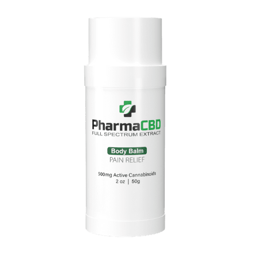Pharmaceutical-Grade Body Balm 500mg