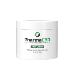 Pharmaceutical-Grade Pain Cream 500mg
