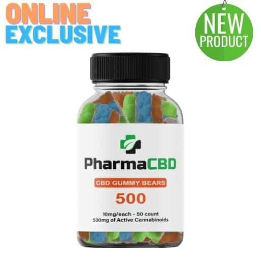 Pharma CBD Gummies (50ct)