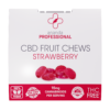 Ananda Professional Fruit Chews - Strawberry